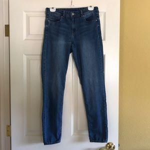 H&M Regular Ankle Skinny Jeans